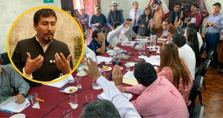 Exhortan a Elmer Cáceres ofrecer disculpas a pobladores de La Joya