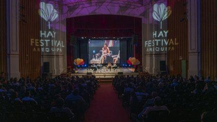 Hay Festival Arequipa 2019: más de 29 mil asistentes y 120 invitados