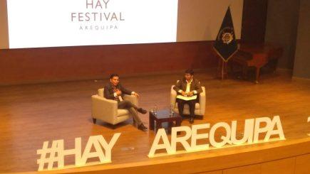 Hay Festival: Ingeniero de Sillicon Valley sobre los riesgos de la inteligencia artificial