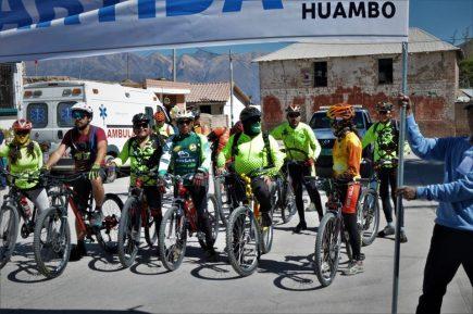 Itinerario de una ruta fundacional: Huambo, Canco, Ayo