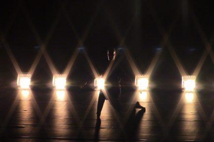 Jesús Rubio: danza y literatura en el Hay Festival Arequipa 2019
