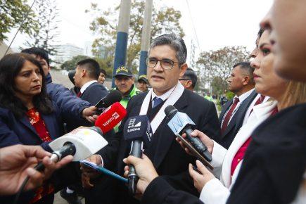 Fiscal José Domingo Pérez allana oficinas Confiep buscando pruebas
