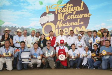 Productores de Arequipa ganan el premio al mejor queso nacional