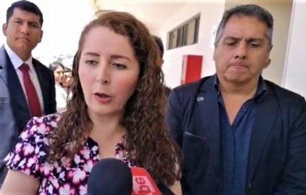 Rosa Bartra: «Busco terminar mi mandato, me eligieron por 5 años» (VIDEO)