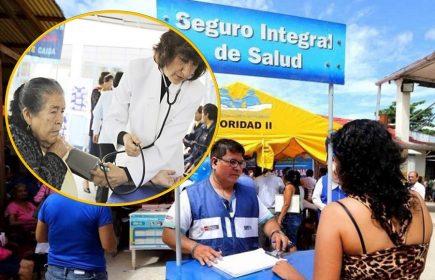 ¿No cuentas con un seguro? Aprueban afiliación al SIS para todos los peruanos