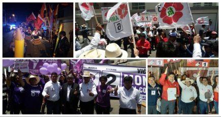 Elecciones 2020: En Arequipa se inscribieron 132 candidatos al Congreso en 22 partidos políticos