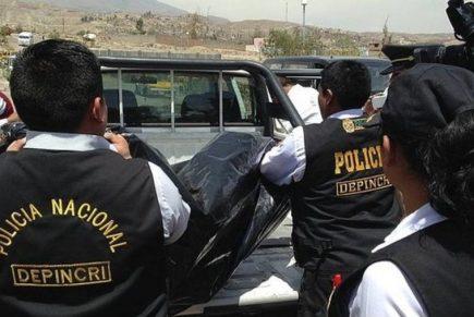 Feminicidio en Arequipa en cuarentena: vigilante mata a mujer y la entierra