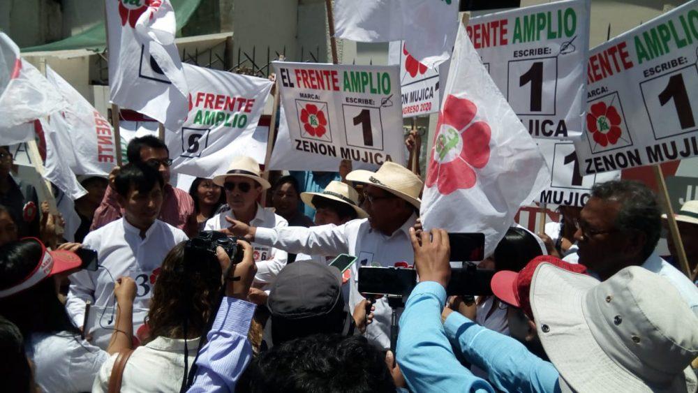 arequipa frente amplio congreso elecciones 2020