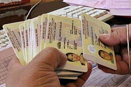 Arequipa: Habilitan trámite de licencia de conducir por Internet