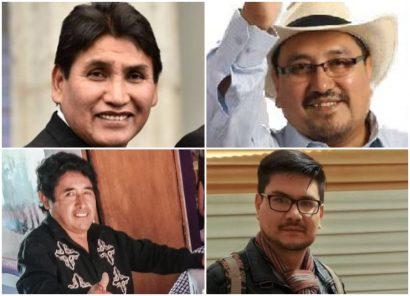 Elecciones 2020: tras comicios internos, estos son algunos candidatos al Congreso por Arequipa