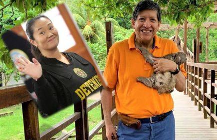 ¿Quién es el arequipeño Carlos Ramos? Voto decisivo para liberar a Keiko Fujimori