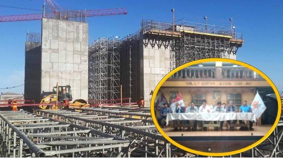 El Sindicato de trabajadores de Cerro Verde analizará realizar marchas desde el próximo lunes y de manera indefinida por abusos laborales de la empresa.