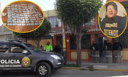 Arequipa: Detienen dirigentes de Construcción Civil y FDTA por cobro de cupos
