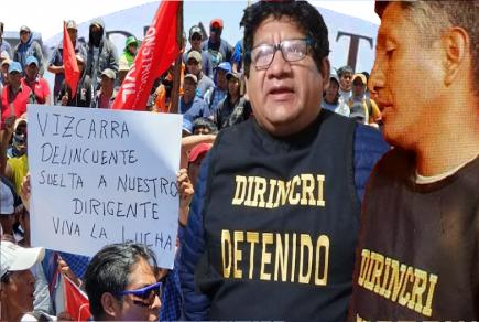«El Ladrillo Sindical del Sur»: ¿Dirigentes sindicales o extorsionadores? (VIDEO)