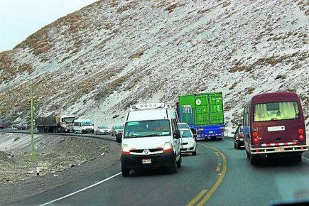 Arequipa: Policía desarticula banda de extorsionadores «Los Camanejos»