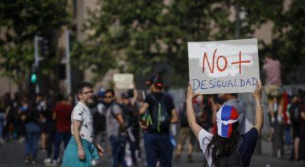 Chile: la crisis es moral, no política