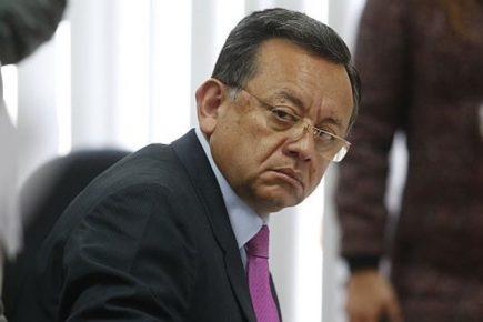 Fiscal de la Nación presenta denuncia constitucional contra Edgar Alarcón