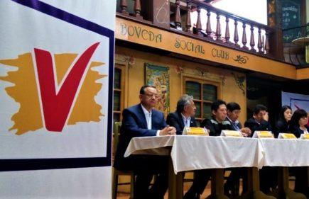 Elecciones 2020: Edgar Alarcón pide pena de muerte para presidentes corruptos