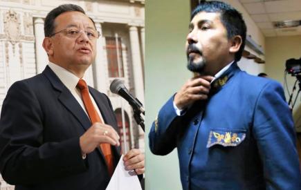 Edgar Alarcón al renunciar al GRA: «La corrupción sigue aquí operando»