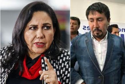 Cáceres Llica: Ministra de la Mujer lo invita a trabajar en contra de la violencia