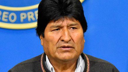 Evo Morales y la división de Bolivia en medio de la crisis (VIDEO)