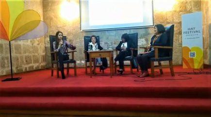 Hay Festival: Reflexiones ante la ola de feminicidios y agresiones a mujeres
