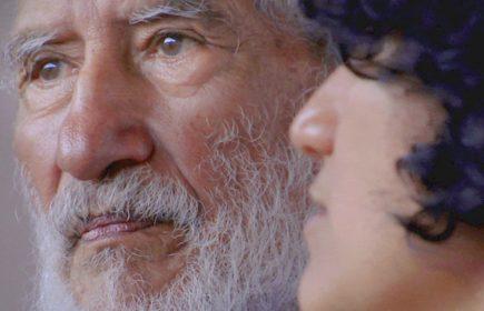 "Malena Martínez estrenó documental ""Hugo Blanco, río profundo"""