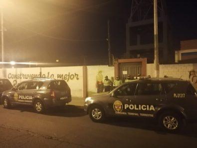Los correcaminos del Sur: Fiscalía detiene a 16 personas y allana varios inmuebles (FOTOS)