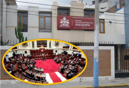 Elecciones 2020: 20 candidatos de Arequipa tienen sentencias judiciales