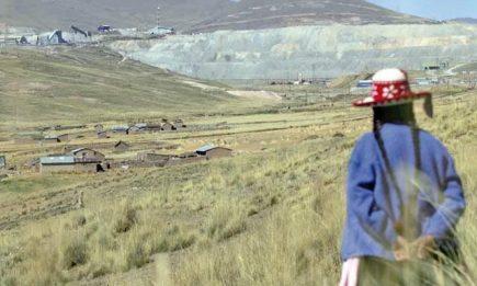 Límites departamentales de Arequipa no se han establecido desde 1822