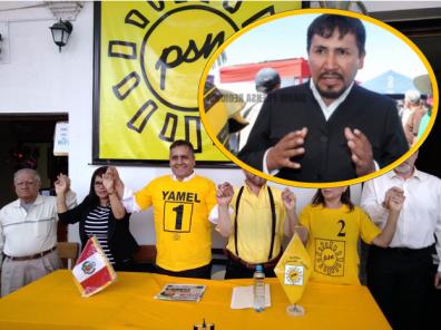 Yamel Romero afirma que vacará a Elmer Cáceres Llica si llega al Congreso