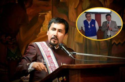 Elmer Cáceres Llica podría afrontar vacancia por no liderar lucha contra la violencia