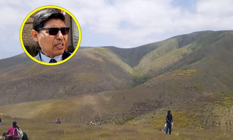 Southern Perú y Gobierno Regional de Arequipa en disputa por Pampas de Cachendo