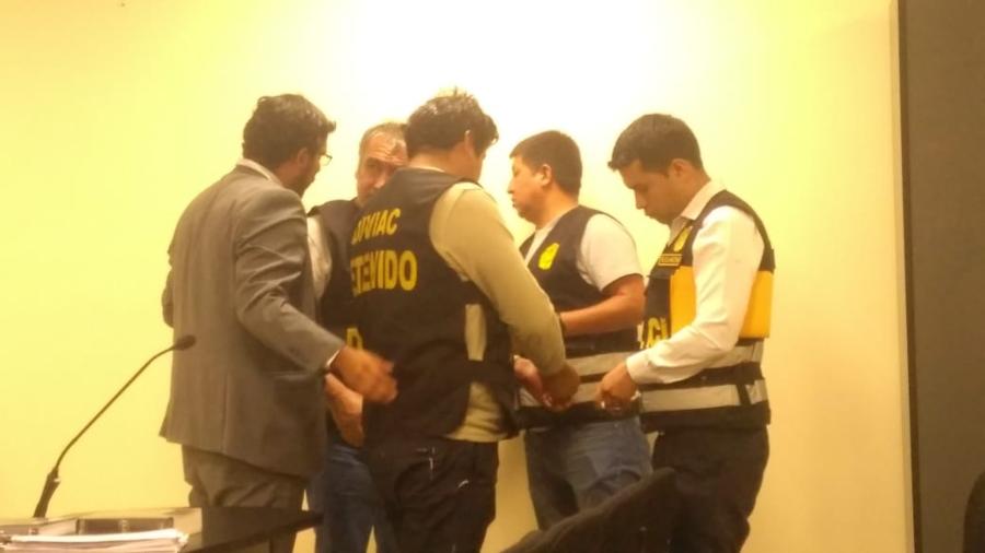 Los Correcaminos del Sur + transportistas acusados