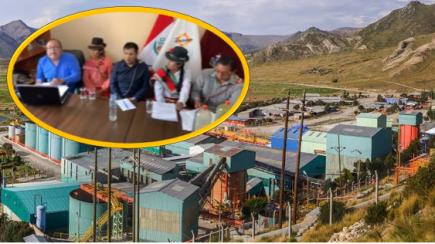 Arequipa: Denuncian que mina Buenaventura filtra agua contaminada