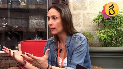 Rafaella León: las provincias toman el protagonismo de la política con Vizcarra