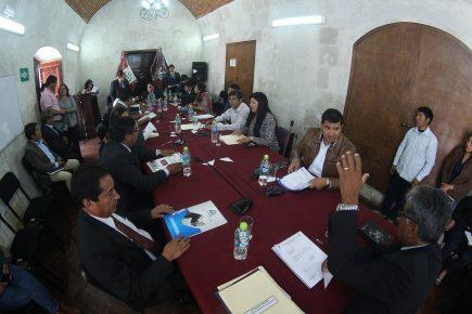 Consejo Regional aprueba crear comisión investigadora de Autodema