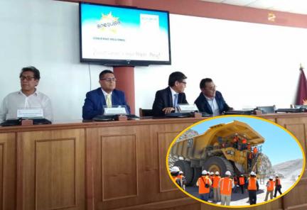 Tía María: Gobierno regional exige devolución de predios a Southern en 10 días