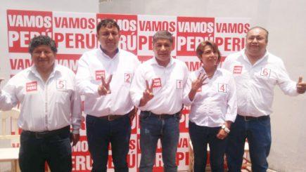 Elecciones 2020: Víctor Hugo Rivera y Álvaro Moscoso postulan en la misma lista