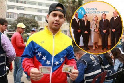Arequipa: Ciudadanos venezolanos recibirán asesoría jurídica gratuita