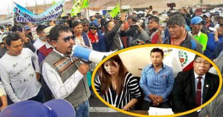Presidente del CR: Actitud de Cáceres Llica fue por «descompensación»