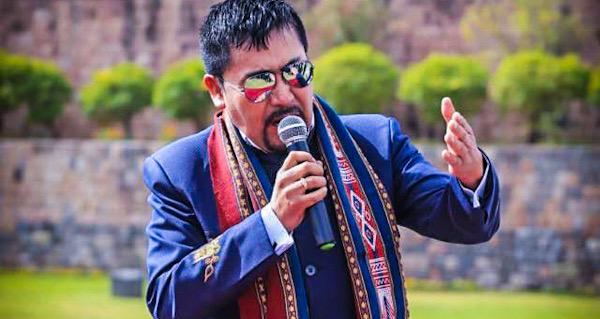 Arequipa Elmer cáceres llica eficaz gobierno regional de arequipa