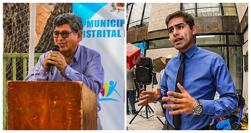 Arequipa elecciones 2020 candidatos Bladimiro Begazo Daniel Muñoz