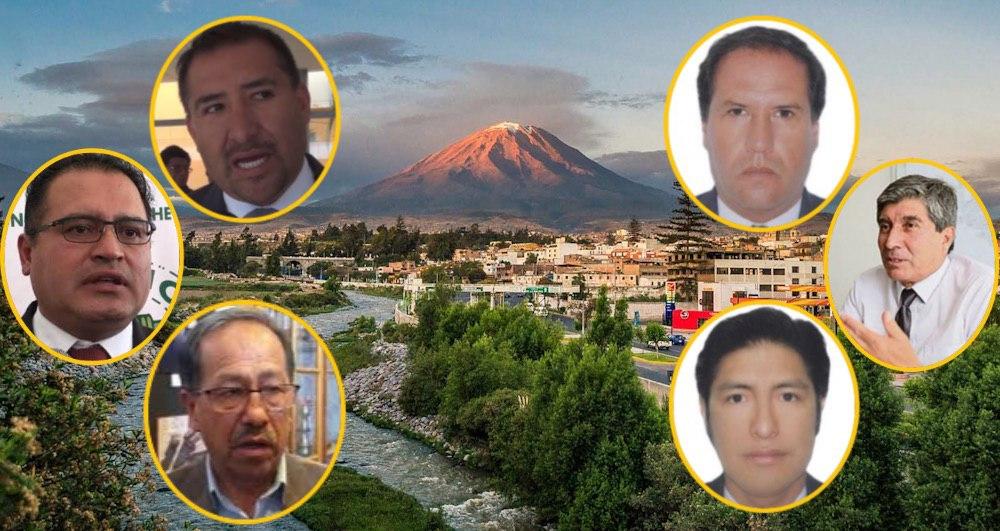 Arequipa alcaldes distritales no saben gastar en obras