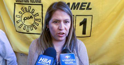 Elecciones 2020: Yeni Vilcatoma se siente víctima de discriminación política