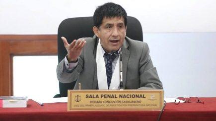 Juez Concepción Carhuancho llega a Arequipa para exponer sobre prisión preventiva