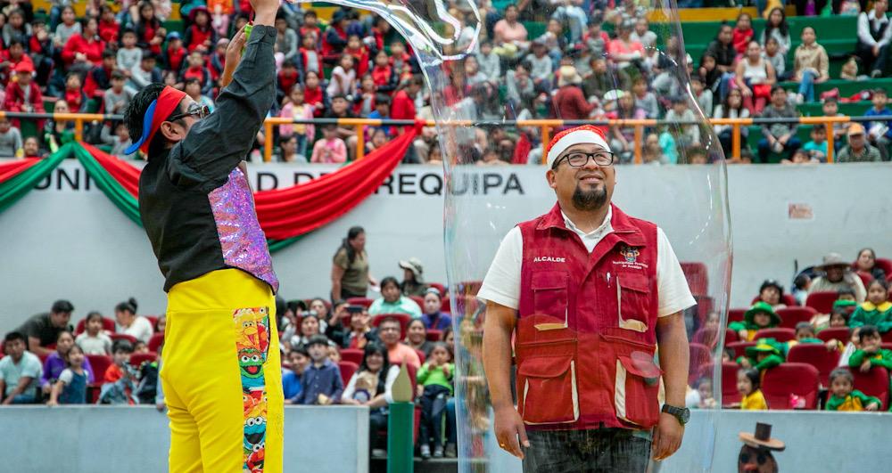Alcalde de arequipa Omar Candia Aguilar sentencia municipalidad de arequipa