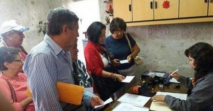 Arequipa: GRA completará pago de deuda social a docentes excluidos el 2018