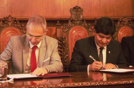 Universidad San Agustín será parte de Cátedra Perú en la Universidad de Salamanca