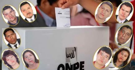 Elecciones 2020: Diez candidatos de Arequipa incluidos en informes de Contraloría